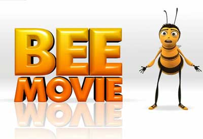 Bee Movie was No. 1 but is that really impressive?