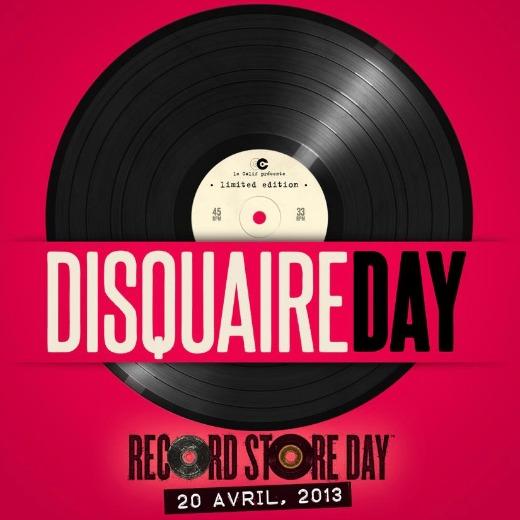 Disquaire Day 2013 - Paris