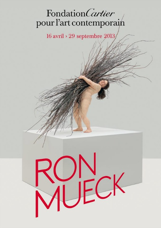 Ron Mueck à la Fondation Cartier du 16 avril au 29 septembre 2013