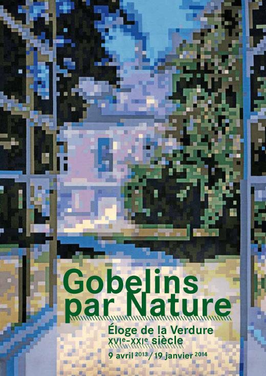 Gobelins par Nature à la Galerie des Gobelins jusqu'au 9 janvier 2014