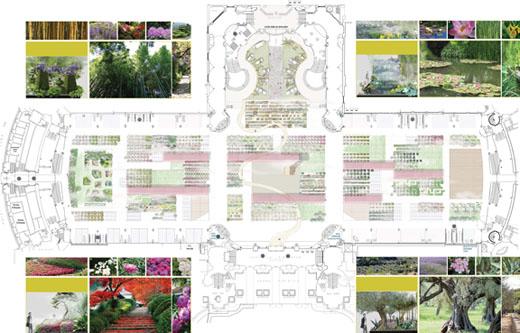 L'art du Jardin au Grand Palais du 31 mai au 3 juin 2013