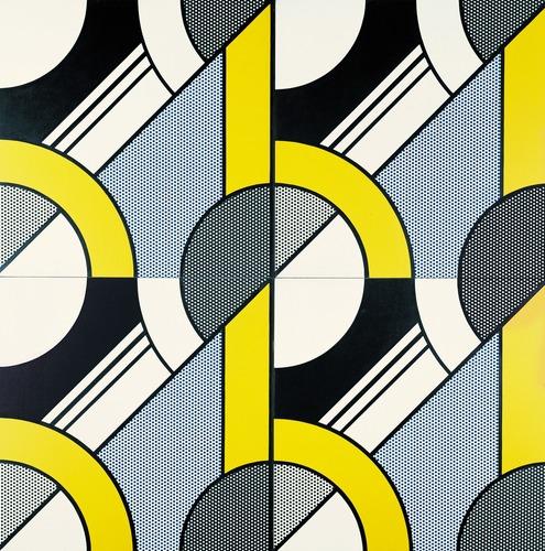 Rétrospective Roy Lichtenstein au Centre Pompidou du 3 juillet au 4 novembre 2013