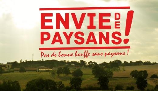 Envie de paysans - la ferme à Paris, place Stalingrad le 31 mai et 1er juin 2013