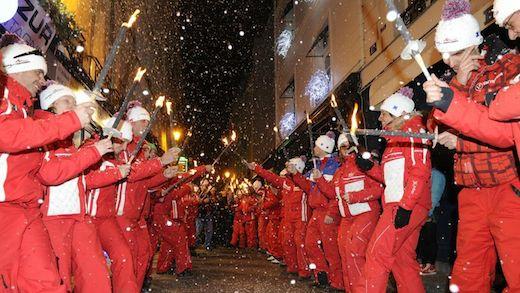 Saint-Germain des Neiges jusqu'au 1er décembre 2013