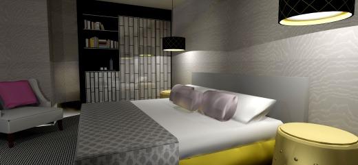 Lancement du nouveau site de l'Hôtel Baume, notre nouvel hotel 4 étoiles