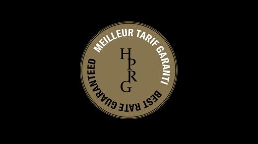 HPRG - le meilleur tarif garanti sur nos sites