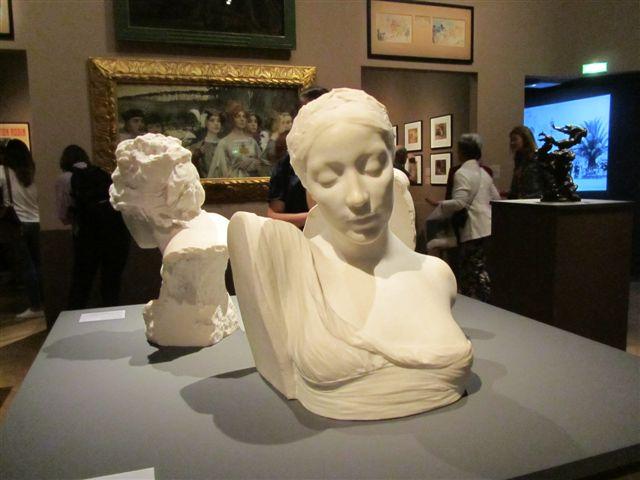 The Grands Hommes team visits the Paris 1900 exhibition at the Petit Palais