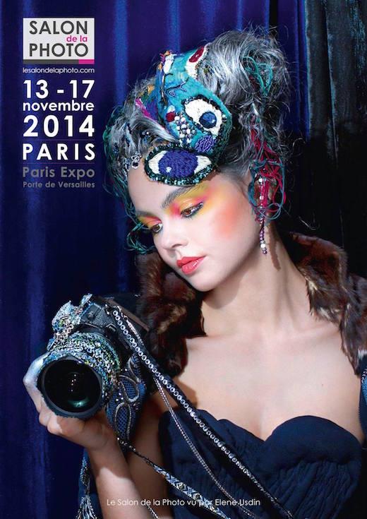 Le Salon de la photo à la Porte de Versailles du 13 au 17 novembre 2014