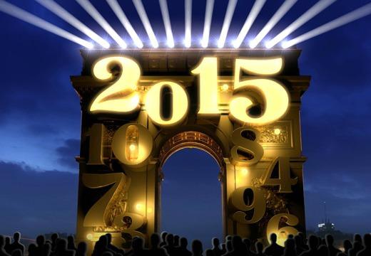 Fêtez le nouvel an sur les Champs-Elysées !