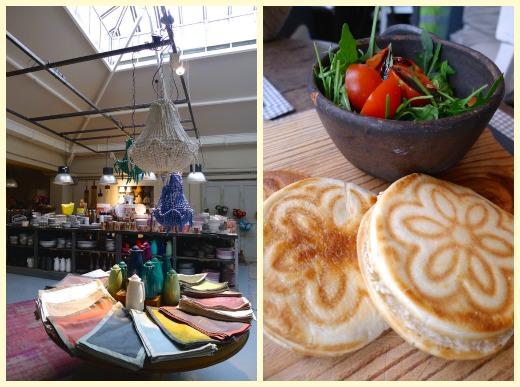 Borgo Delle Tovaglie - Paris - Concept store / restaurant
