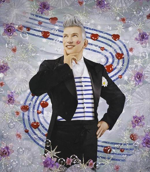 Exposition Jean Paul Gaultier au Grand Palais du 1 avril au 3 août 2015