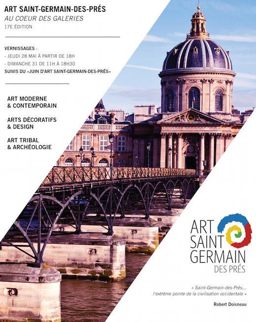 Art Saint-Germain-des-Prés jusqu'au 31 mai 2015