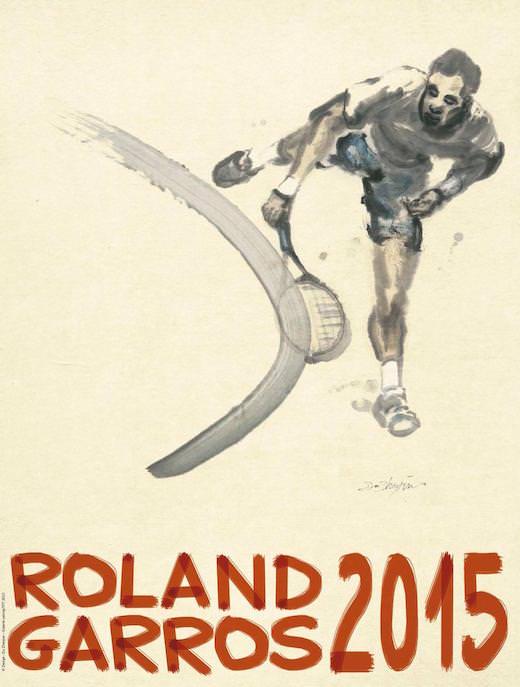 Roland Garros 2015 du 19 mai au 7 juin