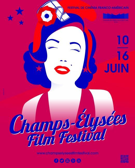 Le Champs-Elysées Film Festival du 10 au 16 juin 2015