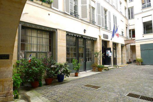 La recherche de delacroix rive gauche hotels paris for Recherche hotel paris