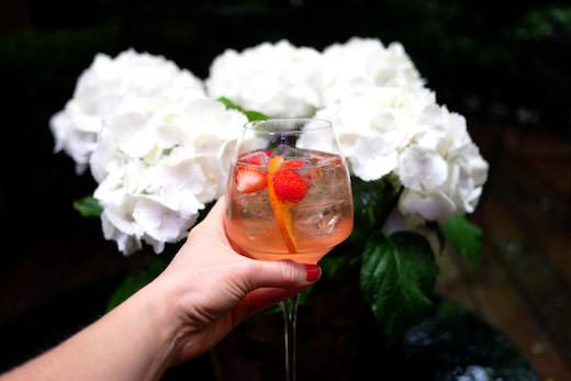 La bloggeuse Glose visite le jardin de la Belle Juliette