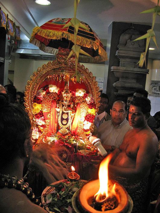 La Fête de Ganesh, dimanche 28 août 2016