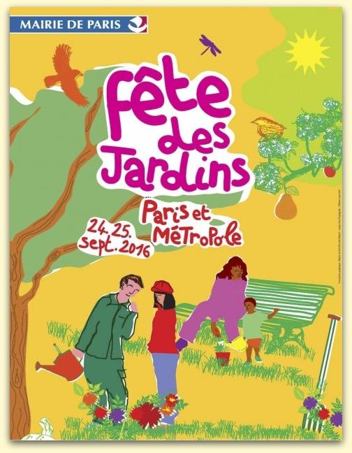 La Fête des Jardins le 24 & 25 septembre 2016