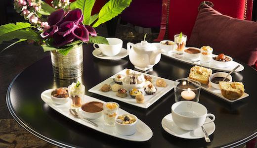 The Hotel & spa la Belle Juliette presents its Tea Time