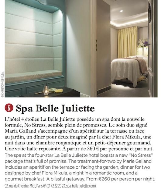 Hôtel & Spa La Belle Juliette **** book on our website for the best rate guaranteed!