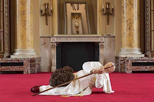 Exposition Maurizio Cattelan Not Afraid of Love à la Monnaie de Paris jusqu'au 8 janvier 2017