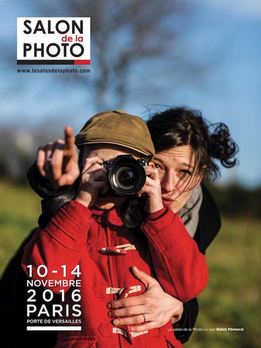 Le Salon de la Photo à la Porte de Versailles du 10 au 14 novembre 2016