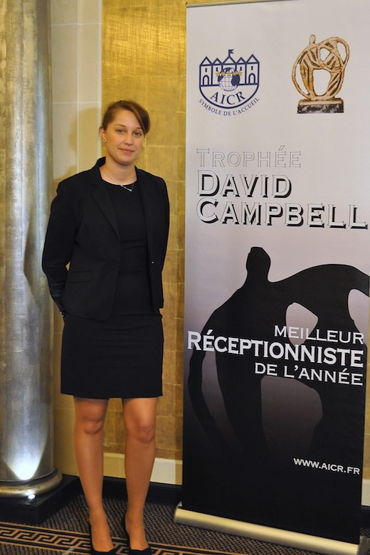 Trophée David Campbell 2016