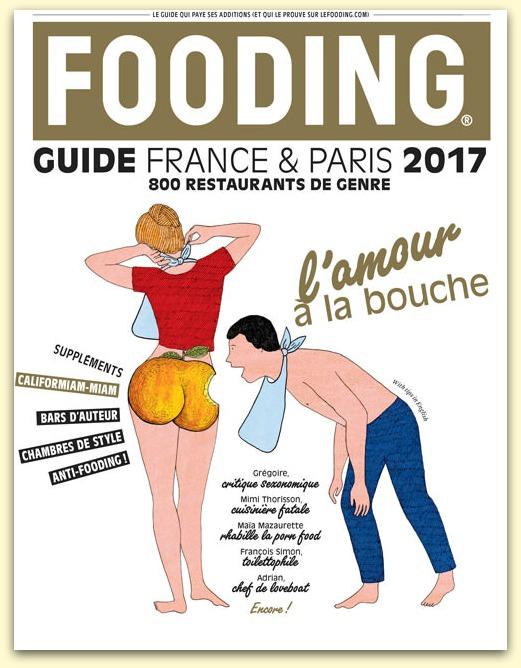 Et le gagnants du Fooding® 2017 sont...