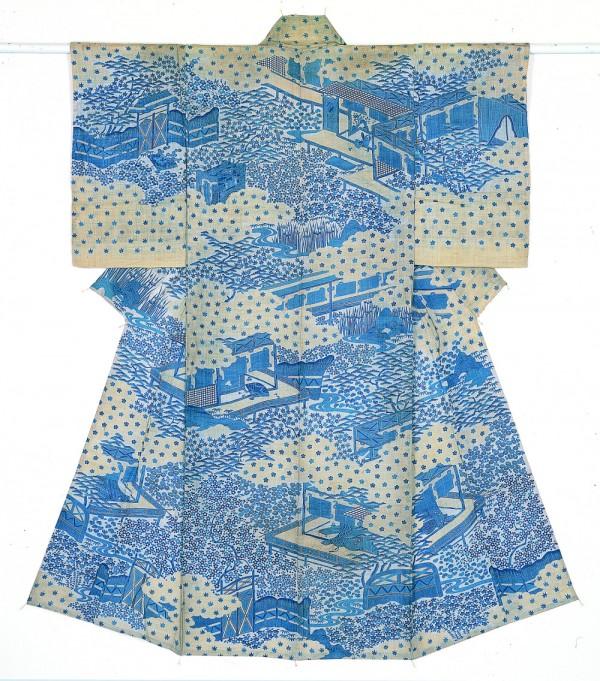Exposition Kimono — Au bonheur des dames au Musée Guimet du 22 février ay 22 mai 2017