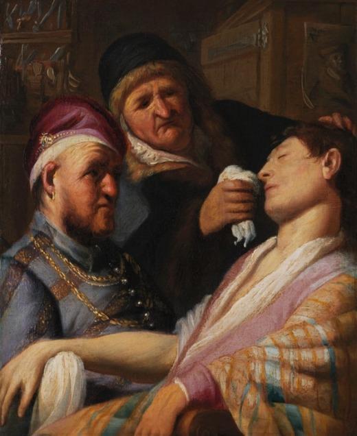 Chefs-d'œuvre de la Collection Leiden au Louvre du 22 février au 22 Mai 2017