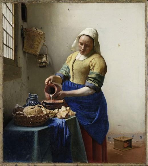Vermeer et les maîtres de la peinture de genre au Louvre du 22 février au 22 Mai 2017