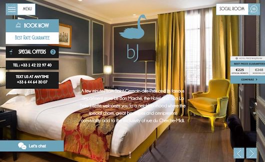 Discover the website of the Hotel & Spa La Belle Juliette **** and book on our website for the best rate guaranteed!