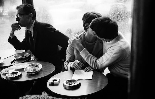 Exposition Léon Herschtritt - les amoureux de Paris à la Belle Juliette jusqu'au 25 juin 2017