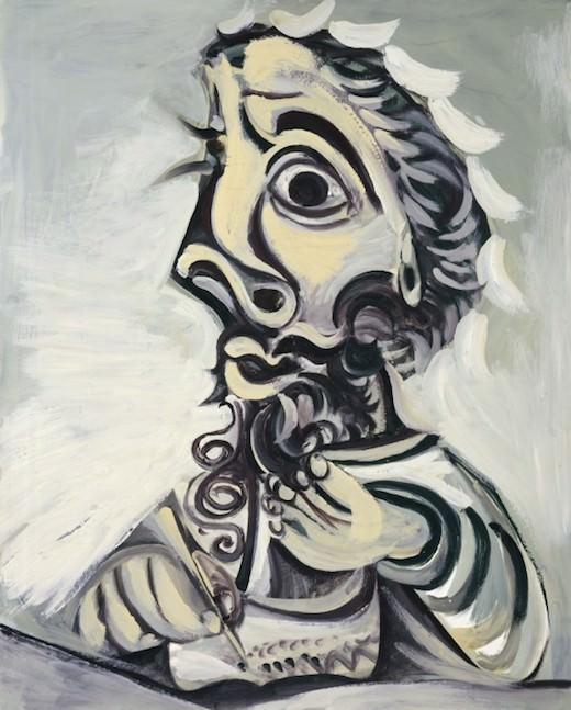 Exposition Picasso Primitif au Musée du Quai Branly jusqu'au 23 juillet 2017