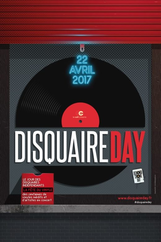 Disquaire Day 2017 le 22 avril