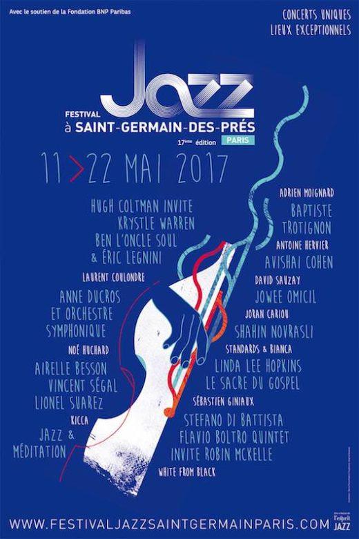 Festival Jazz à Saint-Germain-des-Prés <br>jusqu'au 22 mai 2017