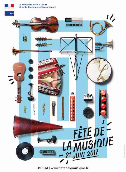 La Fête de la Musique à la Belle Juliette mercredi 21 juin 2017