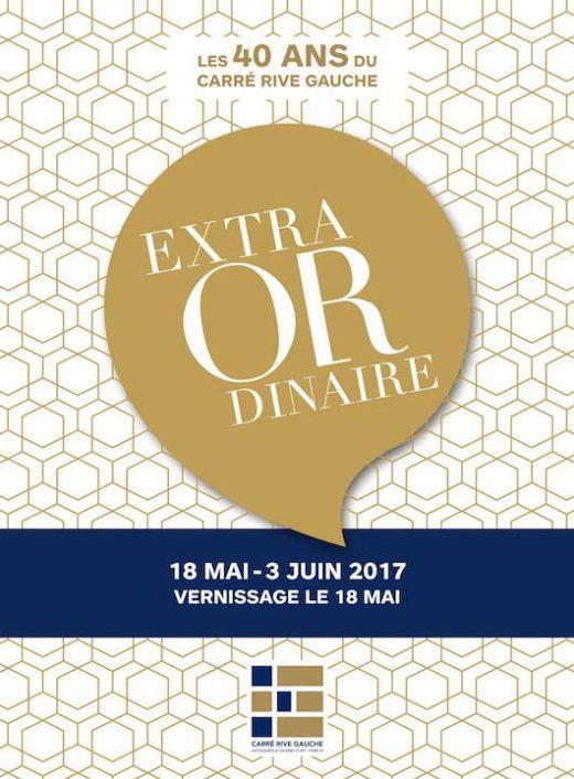 Le Carré Rive Gauche fête ses 40 ans du 18 mai au 3 juin 2017