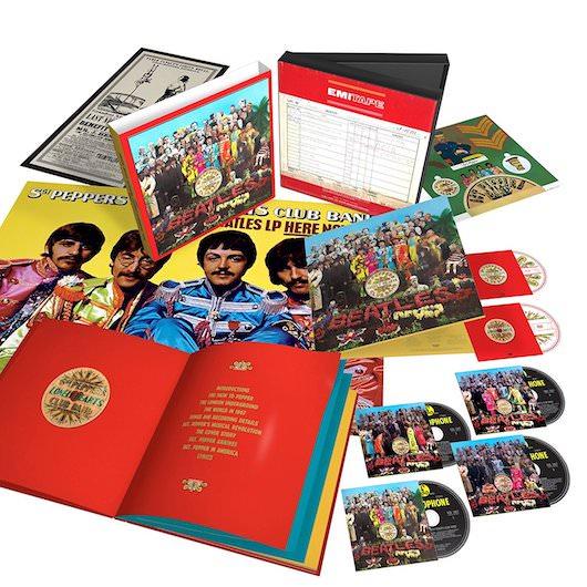 Exposition Sgt. Pepper's Experience à la Maison de la Radio jusqu'au 29 juillet 2017