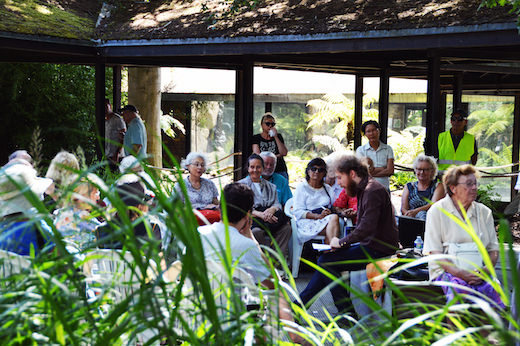 Festival Classique au vert au Parc Floral du 5 août au 17 septembre 2017