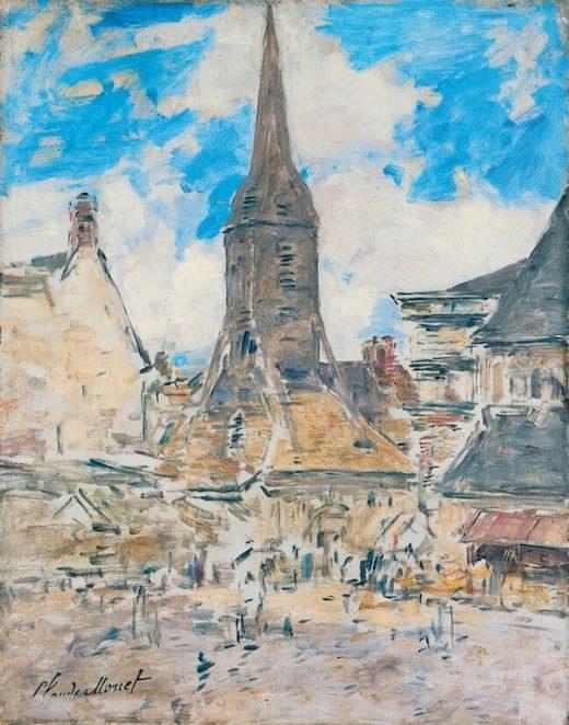 Exposition Monet collectionneur au Musée Marmottan du 14 septembre 2017 au 14 janvier 2018