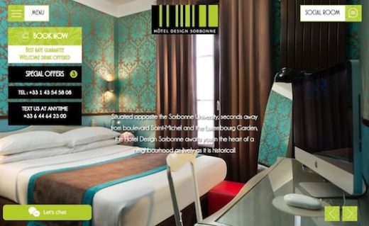 Blog hprg for Hotel design sorbonne paris 75005