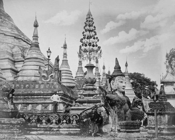 Deux nouvelles expositions au Musée Guimet - Images birmanes, trésors photographiques et carte blanche à Jayashree Chakravarty