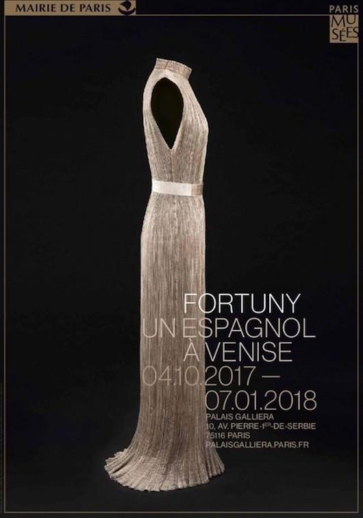 Exposition Fortuny, un Espagnol à Venise au Palais Galliera du 4 octobre 2017 au 7 janvier 2018