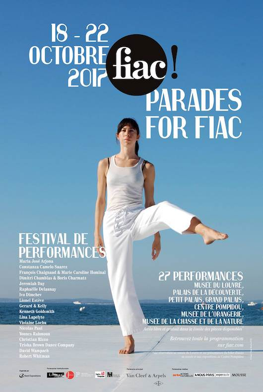La FIAC 2017 au Grand Palais et hors les murs du 19 au 22 octobre