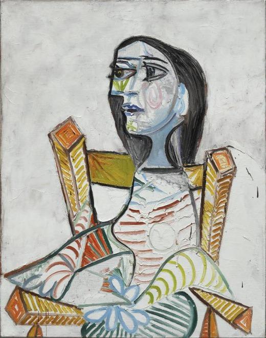 Exposition Picasso 1947 au Musée Picasso jusqu'au 27 janvier 2018
