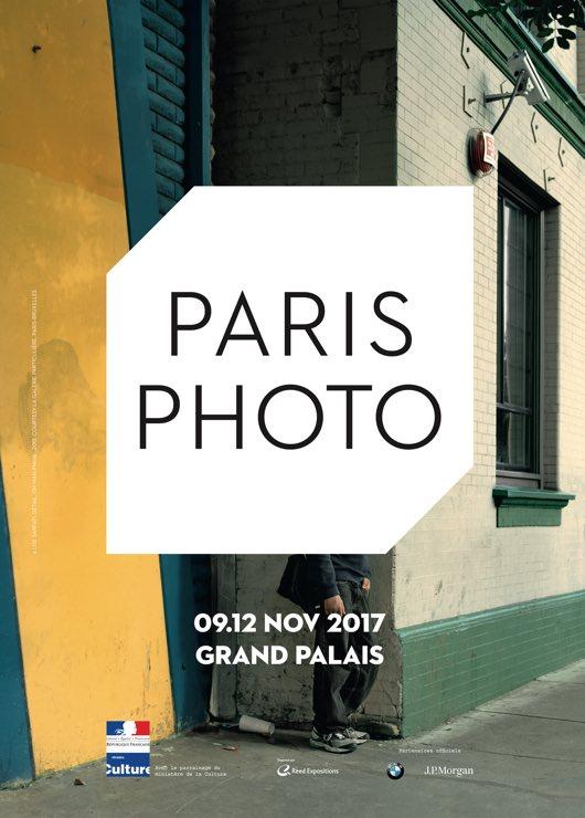 Paris Photo au Grand Palais du 9 au 12 novembre 2017