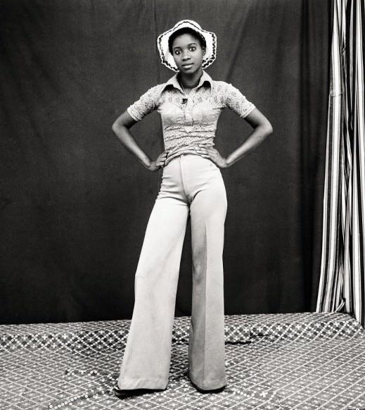 Exposition Malick Sidibé Mali Twist à la Fondation Cartier jusqu'au 25 février 2018
