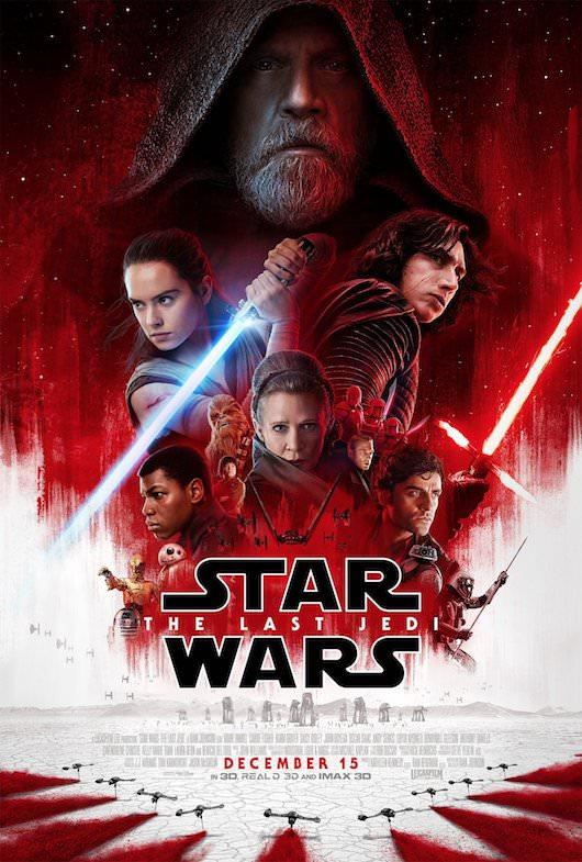 Les meilleurs salles pour voir Star Wars - Les Derniers Jedi à Paris !