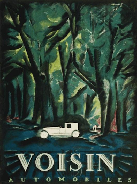Exposition Loupot, peintre en affiche à la Bibliothèque Fourney du 23 janvier au 26 mai 2018